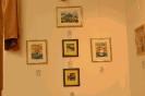 Morgosné Lukácsy Melinda alkotó kiállításának megnyitója