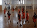 Kosárlabda bajnoki mérkőzés