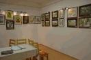 Tálosné Violányi Marianna amatőr festő festménykiállítása a vendégházban_1