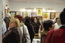 Tálosné Violányi Marianna amatőr festő festménykiállítása a vendégházban_4