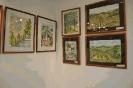 Tálosné Violányi Marianna amatőr festő festménykiállítása a vendégházban_8